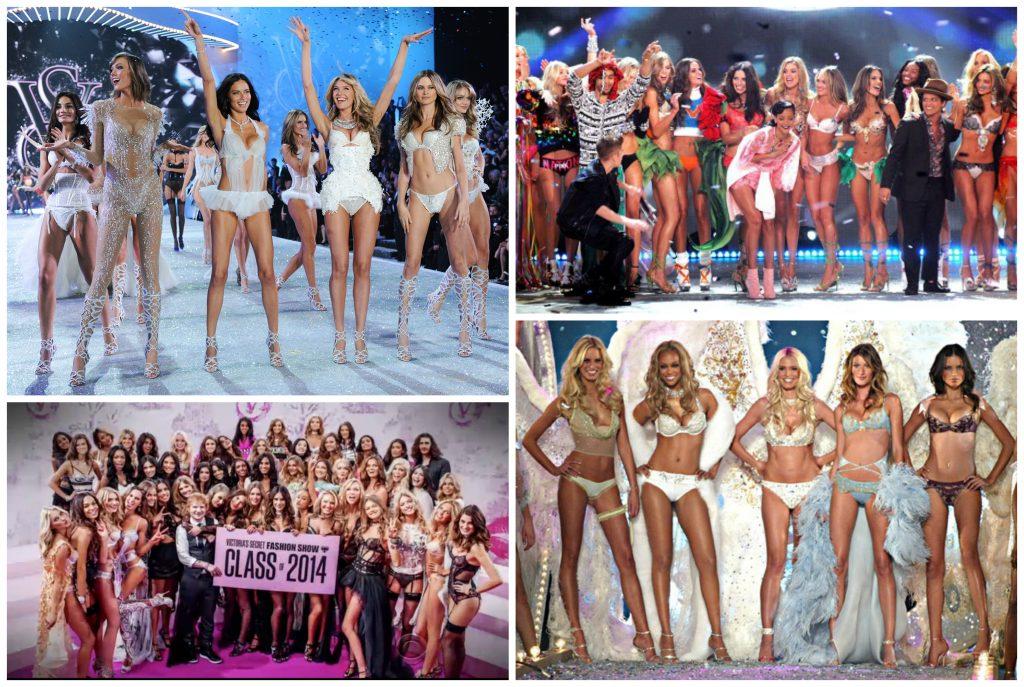 Victoria's Secret Models 5'9 and taller
