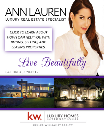 Ann Lauren Luxury Real Estate Specialist