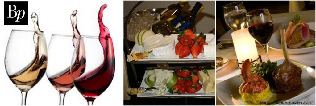 Wine, Dine and Art.