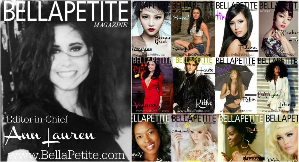 Bella Petite Editor and Chief Ann Lauren