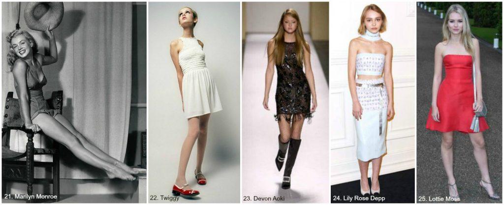 Bella Petite Top 25 Petite Models