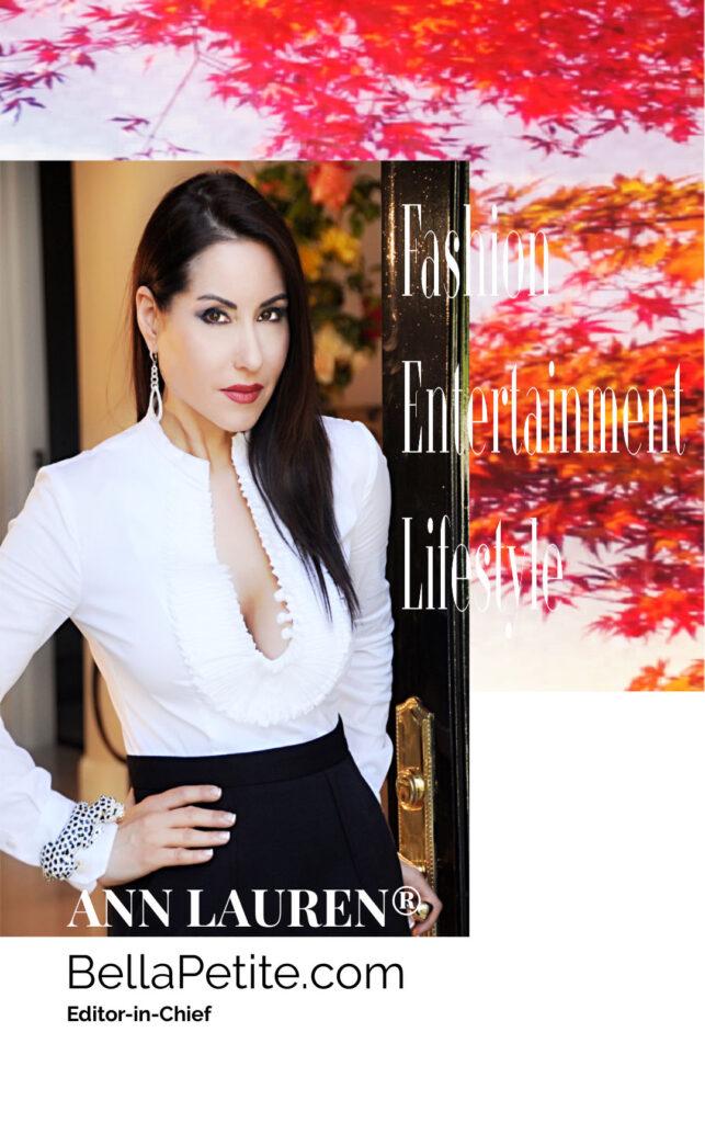 Ann Lauren dolls clothing petite celebrity model fashion brand