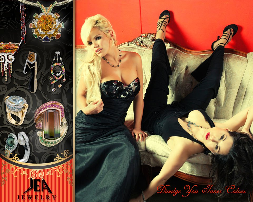 ann lauren dolls model clothing fashion jewelry