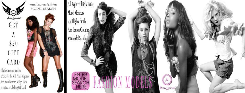 Ann Lauren Dolls Model Search