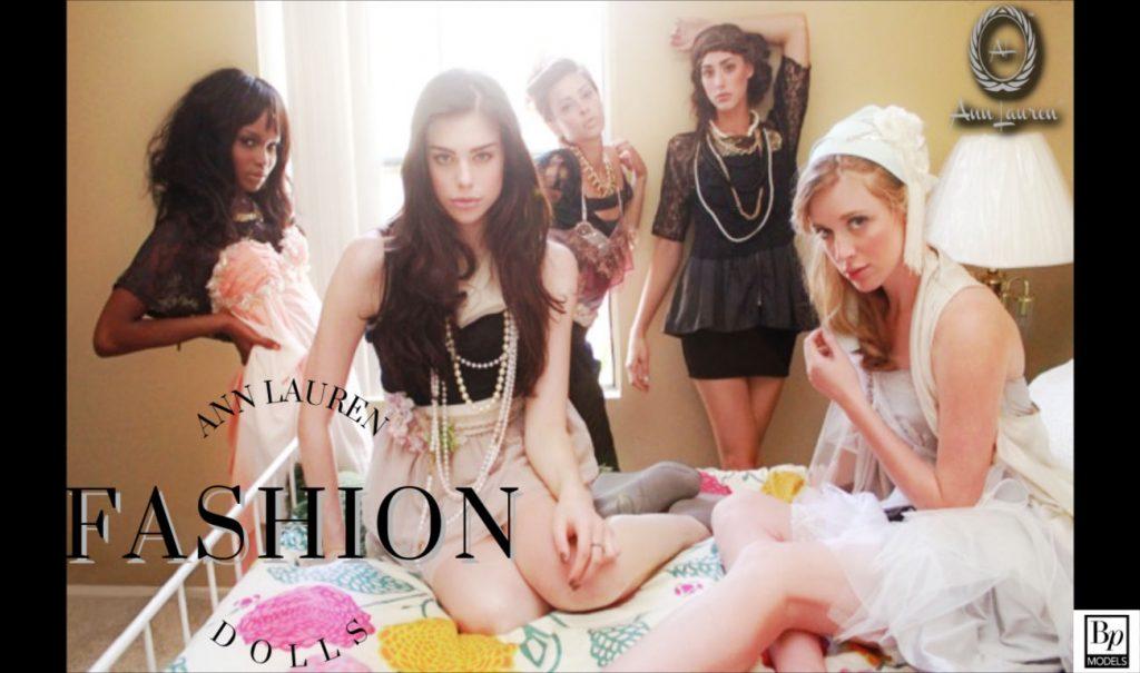 ann lauren fashion dolls model