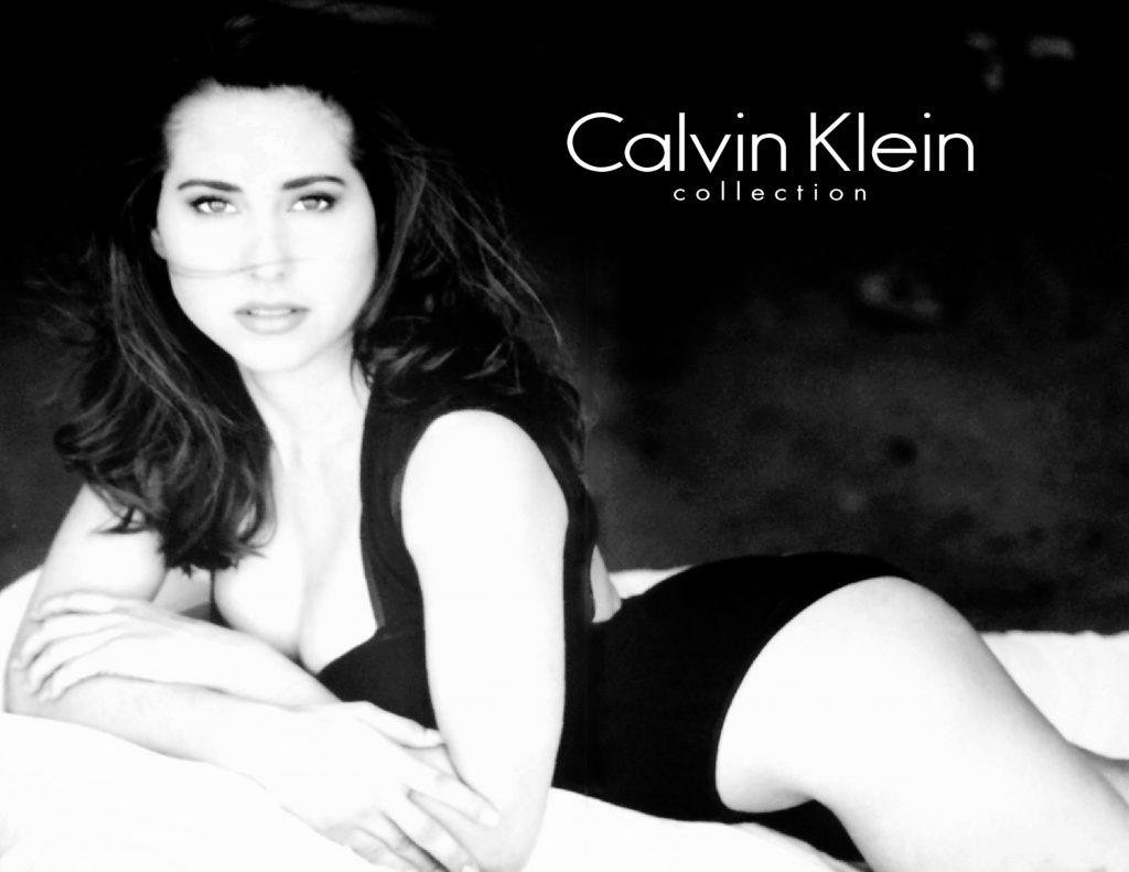 ann lauren petite size model actress imdb calvin klein