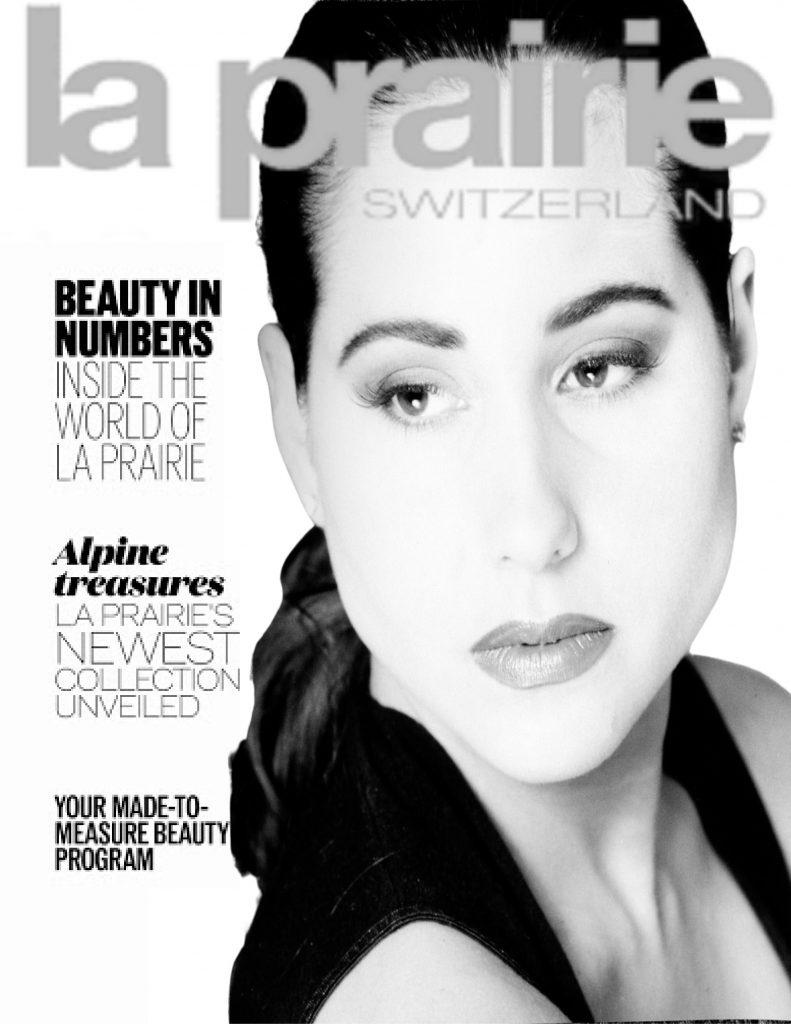 ann lauren beauty editorial actress model imdb